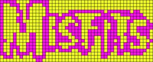 Alpha pattern #7251