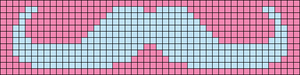 Alpha pattern #7253