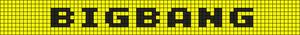 Alpha pattern #7268