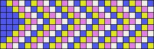 Alpha pattern #7269