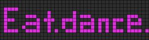 Alpha pattern #7270