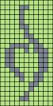 Alpha pattern #7272