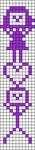 Alpha pattern #7275