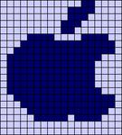 Alpha Friendship Bracelet Pattern #7276