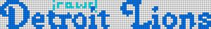 Alpha pattern #7277