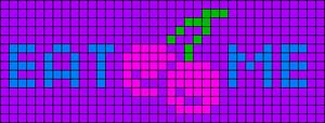Alpha pattern #7291