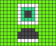 Alpha pattern #7292