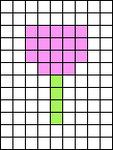 Alpha pattern #7293