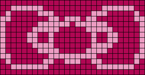 Alpha pattern #7297