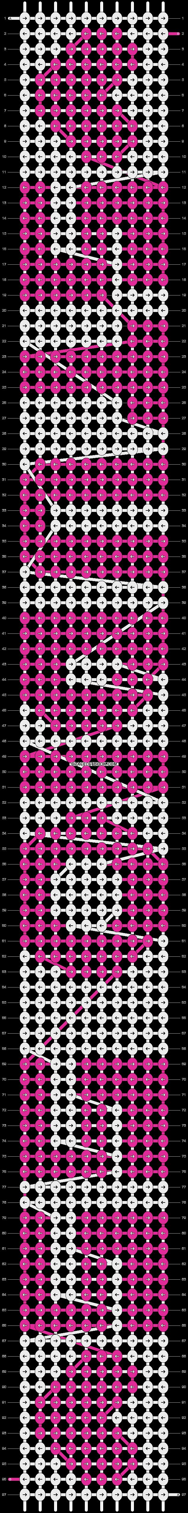 Alpha pattern #7303 pattern