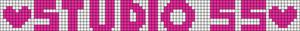 Alpha pattern #7303