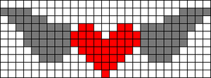 Alpha pattern #7307