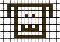 Alpha pattern #7319