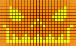 Alpha pattern #7326