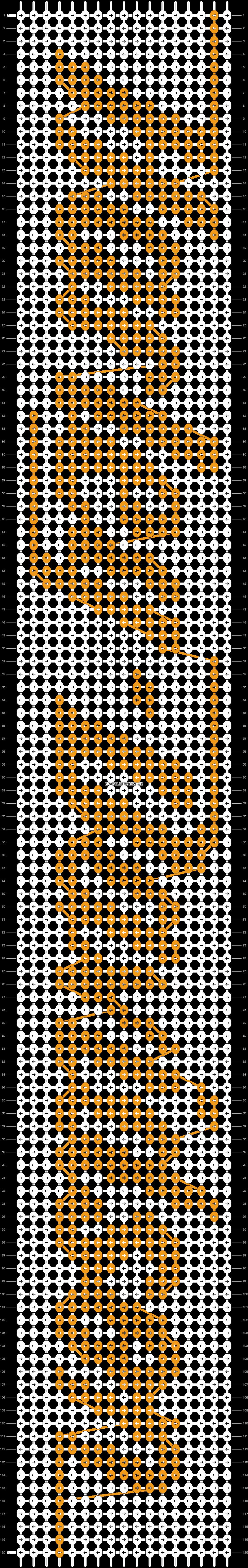 Alpha pattern #7331 pattern