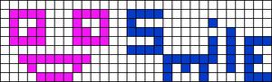 Alpha pattern #7340
