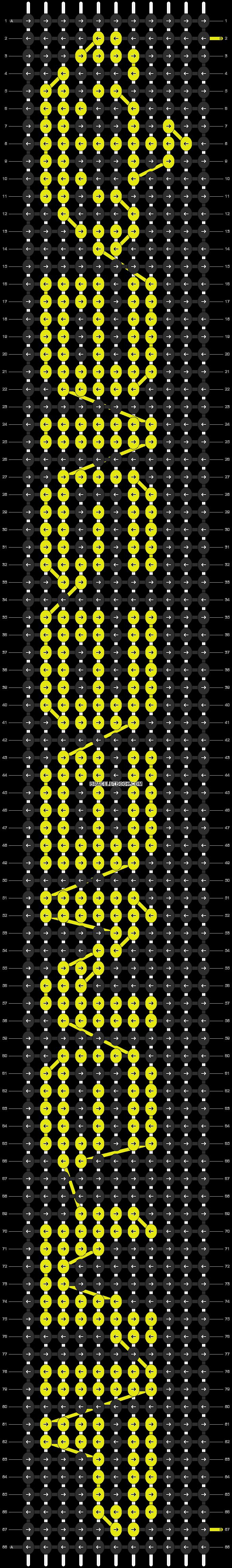 Alpha pattern #7353 pattern