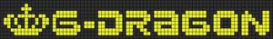 Alpha pattern #7354