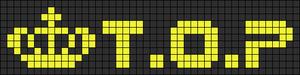 Alpha pattern #7357