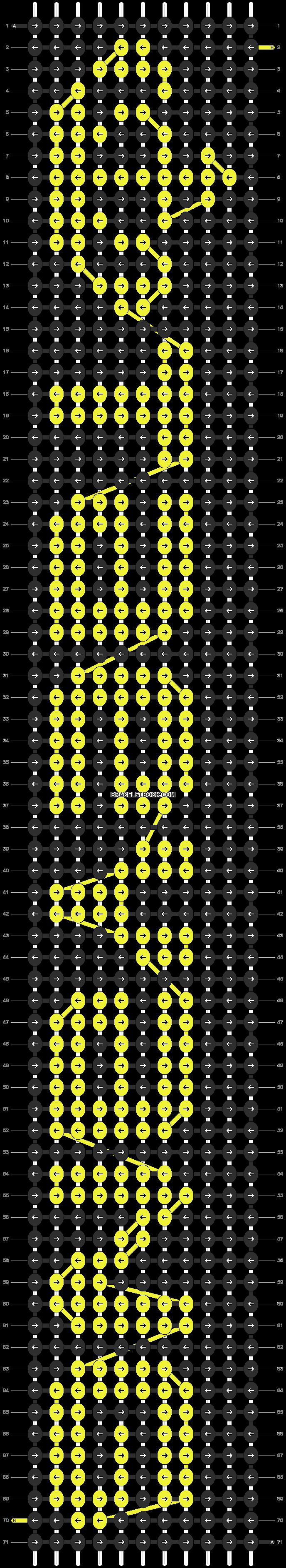 Alpha pattern #7359 pattern