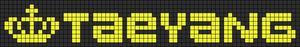 Alpha pattern #7359