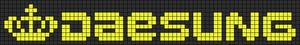 Alpha pattern #7360