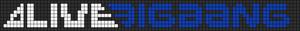 Alpha pattern #7361