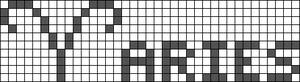 Alpha pattern #7365