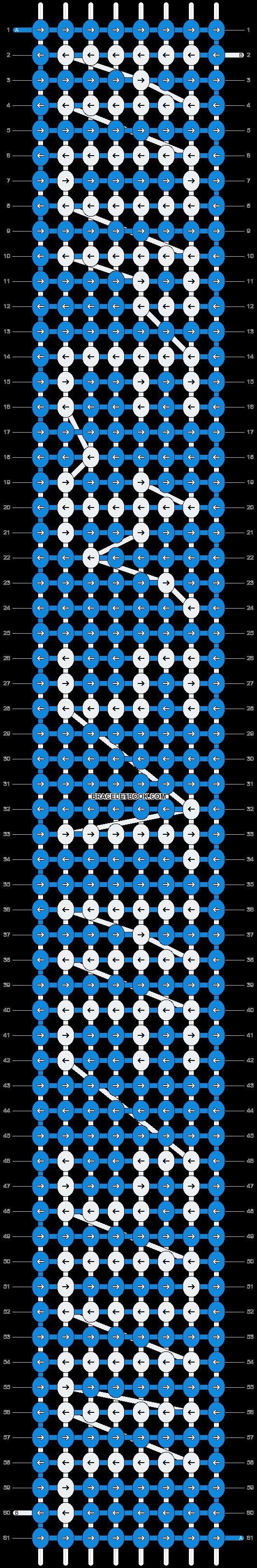 Alpha pattern #7371 pattern