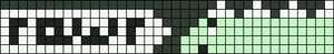 Alpha pattern #7373