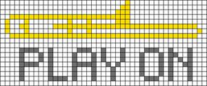 Alpha pattern #7379