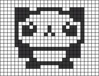 Alpha pattern #7388