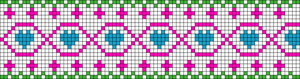 Alpha pattern #7397