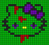 Alpha pattern #7401