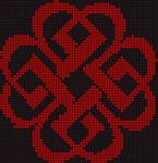 Alpha pattern #7403