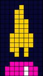 Alpha pattern #7405