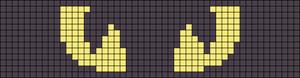 Alpha Friendship Bracelet Pattern #7408