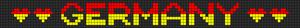 Alpha pattern #7409