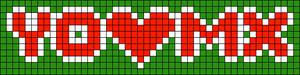 Alpha pattern #7411