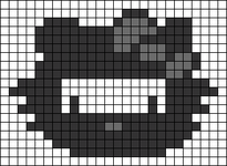 Alpha pattern #7418