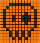 Alpha pattern #7420