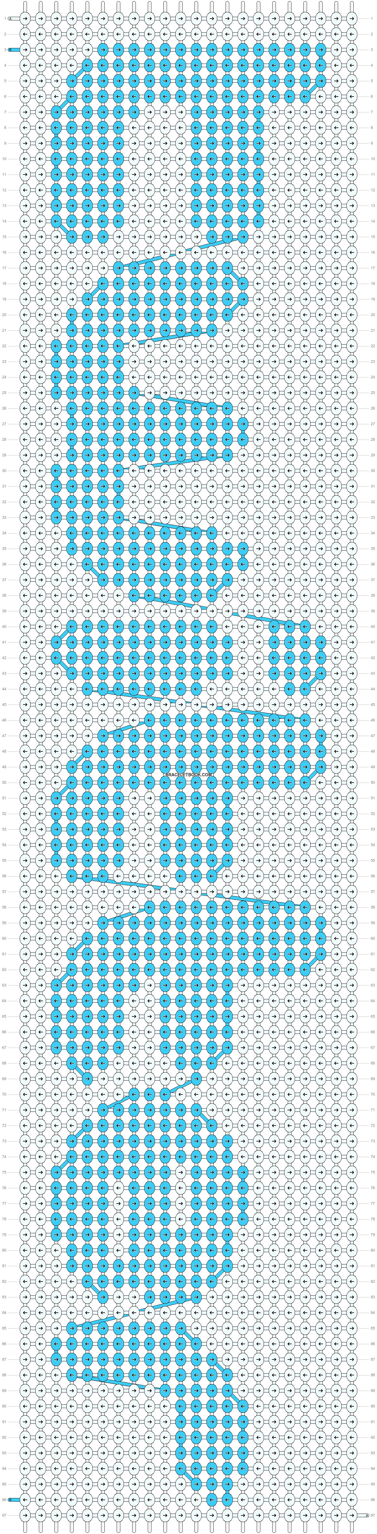 Alpha Pattern #7431 added by queenbee