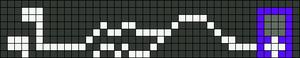 Alpha pattern #7434