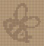Alpha pattern #7455