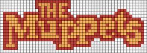 Alpha Friendship Bracelet Pattern #7456