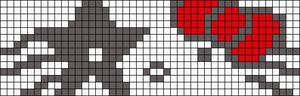 Alpha pattern #7460