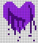 Alpha pattern #7463