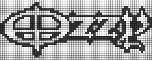 Alpha pattern #7469
