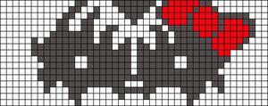 Alpha pattern #7471