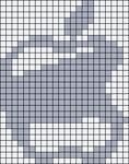 Alpha pattern #7480